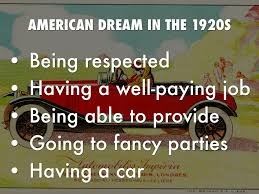 the american dream by jason stutman on prezi