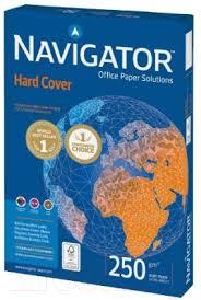 <b>NAVIGATOR Hard</b> Cover A4 250г/м 125л <b>Бумага</b> купить в Минске ...