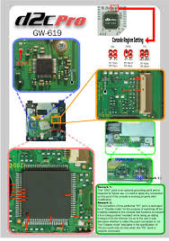 wii clip for wiikey dckey dcpro argon dpro the new wii clip v6 install diagram plug and play 0 wires if need use region option then need er 3 4 5 e four wires