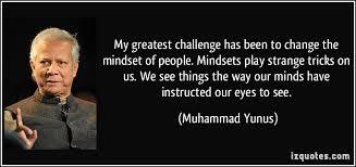 Camfed, Muhammad Yunus, The Grameen Bank, Micro-financing, KIVA ... via Relatably.com