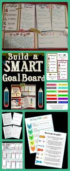 create a smart goal board smart goals short term goals goal goal settings