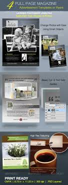 top 25 ideas about print ad templates adobe full page magazine ad or flyer templates
