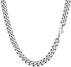 Men's Jewellery - Stainless Steel / Men: Jewellery - Amazon.co.uk