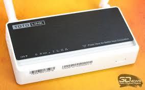 Обзор <b>маршрутизатора TOTOLINK</b> N300RT / Сети и коммуникации