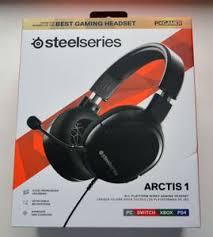 Тест и обзор: <b>SteelSeries Arctis</b> 1 – <b>игровая гарнитура</b> по ...