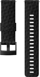 <b>Ремешок Suunto 24 Exp1</b> Silicone Strap Black/Black M — купить в ...