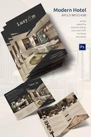 14 popular psd hotel brochure templates premium templates modern hotel a4 bi fold brochure