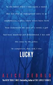 lucky book by alice sebold official publisher page simon lucky book by alice sebold official publisher page simon schuster
