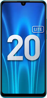 <b>Смартфон Honor 20 Lite</b> 4+128GB Peacock Blue (MAR-LX1H ...
