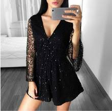 Shop Gold Playsuit - Great deals on Gold Playsuit on AliExpress