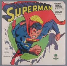 Record:<b>Superman</b>: Listen to Four New Adventures! - Peter Pan ...