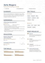 examples of resumes by enhancv enjoy our example resumes