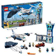 <b>Конструктор LEGO City Police</b> 60210 Воздушная полиция ...