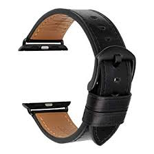 MAIKES Compatible with Apple Watch Band Strap ... - Amazon.com