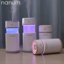 Creative <b>Pulling Humidifier</b> Mini <b>Humidifiers</b> LED <b>Night Light</b> Aroma ...