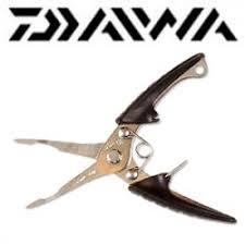 Складные <b>ножницы</b> с фонарем Daiwa Led <b>Fishing</b> Tool (7113)