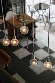 edison lamp bulbs and modern industrial on pinterest bare bulb lighting