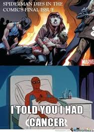 Look What You've Done Swagfags (This Is The Ultimate Spiderman ... via Relatably.com