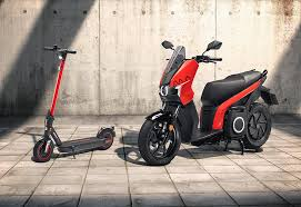 <b>SEAT</b> launches three new <b>electric scooters</b> | <b>SEAT</b> UK