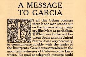 a message to garcia essay  compucenterco marine corps commandant drops longtime staple from reading list quot message to garcia quot an essay