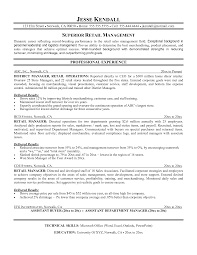 retail management resume examples   resume badakmanagement resume retail retail management resume examples and