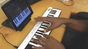 Demo of <b>iRig KEYS</b> - Universal portable keyboard for iPad, iPhone ...