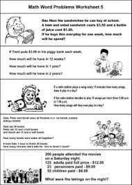 6 Best Images of Free Printable Basic Math Problems - Irregular ...Free Printable Math Word Problem Worksheets
