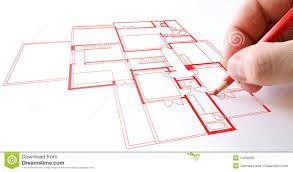 House Plan Drawing Royalty Free Stock Photo   Image  House plan drawing