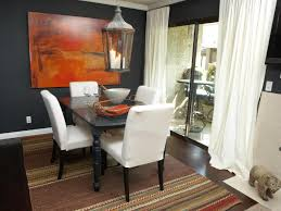 Orange Dining Room Chairs Dining Room Round Orange Pendant Lighting With Orange Fabric