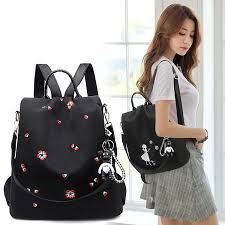 <b>Fashion</b> Anti theft Women Backpacks Famous <b>Brand</b> Ladies Large ...