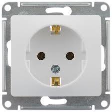 <b>Розетка Schneider Electric</b> GSL000143 GLOSSA, 16 А, с ...