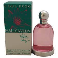 <b>Halloween</b> Water Lily by <b>J. Del Pozo</b> (Women's)   K Jordan