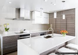 Unique Modern Kitchen Tiles White Glass Subway Backsplash Tile To Ideas