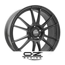 Alloy wheels <b>OZ Ultraleggera HLT</b> 8.5x19 ET49 <b>5x130</b> 71.6 Matt, Black