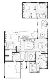 Multi generational Home   Kay Green Design Inc shreveport floor plan   Copy