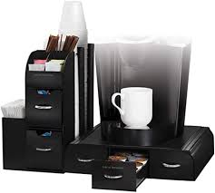 Mind Reader Combine 2 Piece Coffee Station, 20 x 14 ... - Amazon.com