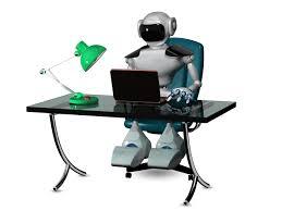 robot job calculator privacy living robot desk