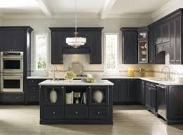 cupboard stove kitchen modern design black appliances