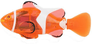 <b>Радиоуправляемая рыбка Create Toys</b> Clown Fish - 3316 ...