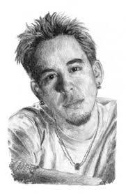 Stars Portraits > Galerie > <b>Mike Shinoda</b> par Spiky - mike-shinoda-by-Spiky%5B2500%5D