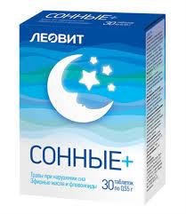 <b>Сонные плюс 30</b> табл цена 220 руб в Москве, купить Сонные ...