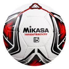 <b>Мяч футбольный MIKASA</b> REGATEADOR5-R, размер 5, PVC ...