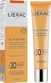 Крем для лица <b>Солнцезащитный тонизирующий флюид для</b> ...