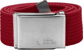 ROZETKA | <b>Ремень Fjallraven Canvas Belt</b> Deep Red (77029.325 ...