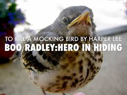 sara flynn boo radley hero in hiding by jacob baker boo radley hero in hiding