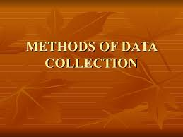 Managing a Research Project  Analytical Methods and Tools Patricia
