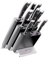 Набор Wusthof Classic <b>ikon</b> 6 ножей с подставкой — купить по ...