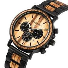 <b>Wooden Watch Men Luxury</b> Stylish Wood Timepieces Chronograph ...