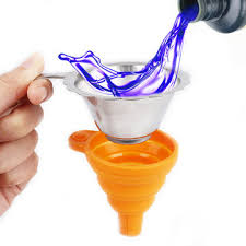 silicone funnel + <b>metal filter</b> kit for <b>uv</b> sensitive <b>resin</b> liquid <b>sla</b> light ...