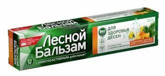 Купить <b>Зубная паста</b> Лесной бальзам в Минске онлайн в ...